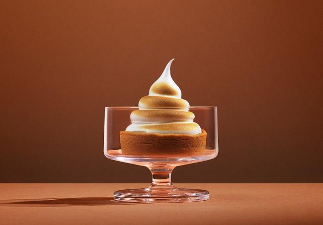 STUB Dessertglass Holmegaard