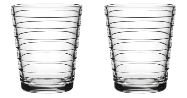 Aino Aalto Drikkeglass Iittala