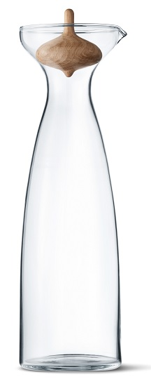 Georg Jensen Alfredo glaskaraffel