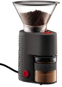 Bodum Kaffekvern Svart