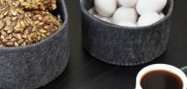 Brødkurv – 6 Ulike Brødkurver i Stål og Stoff