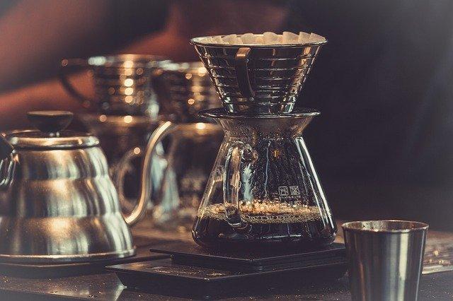 Brygge kaffe