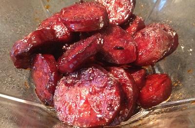 Rødvinsmarinert Chorizo