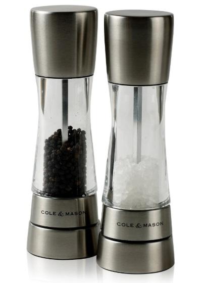 Cole & Mason Salt- og Pepperkvern
