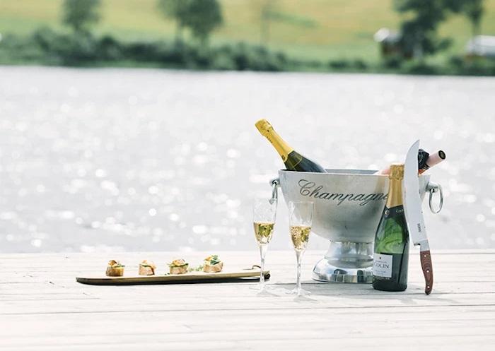 Dorre Champagnekjøler