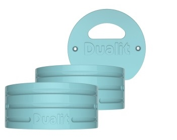 Fargepanel til Dualit Architect