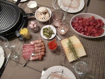 fransk-raclette