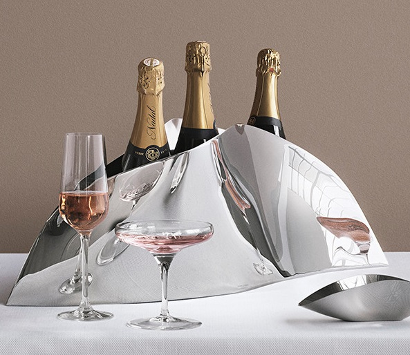 Champagnekjøler 3 Flasker