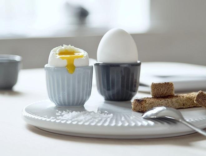 Kähler Hammershøi Eggeglass