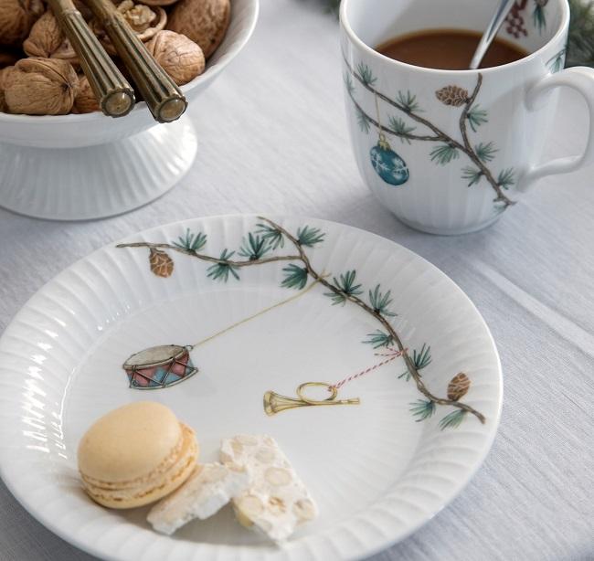 Hammershøi Kähler Jul