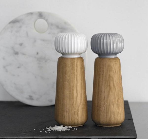 Hammershøi Salt og Pepper - Lyse Farger