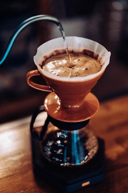 Hario V60 Kaffebrygger