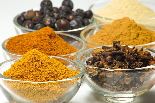 indiansk-krydder