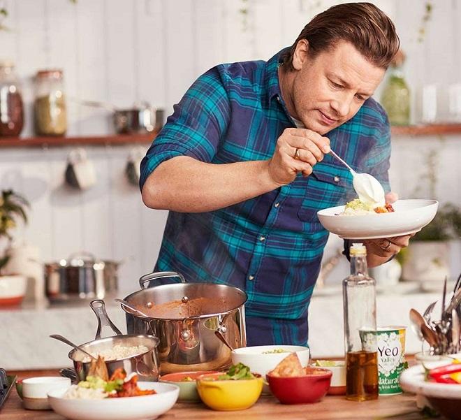 Jamie Oliver Grytesett