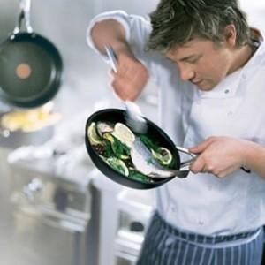 Jamie Oliver Stekepanne