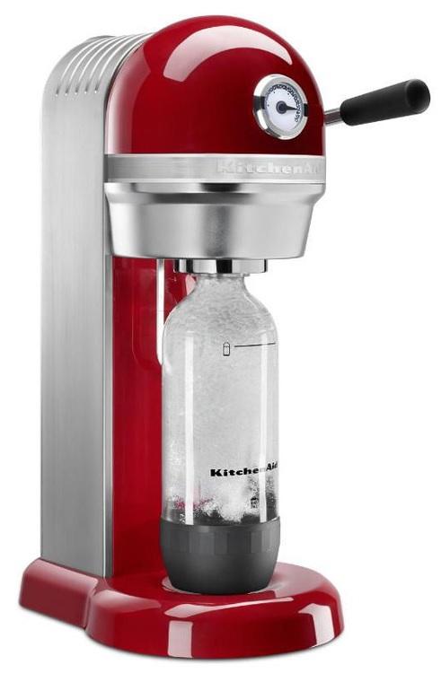 KitchenAid og SodaStream Kullsyremaskin
