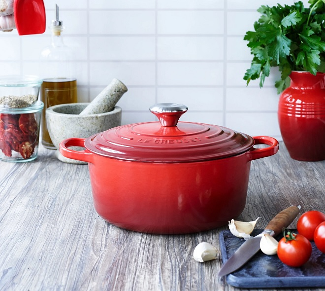 Le Creuset Jerngryte