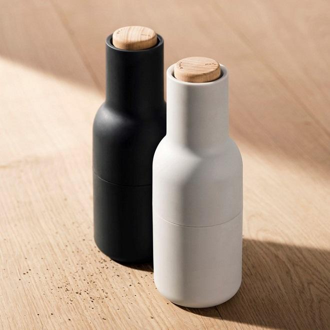 Menu Bottle