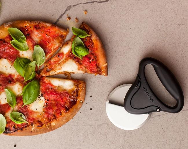 Microplane pizza