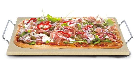 Modern House Pizzastein