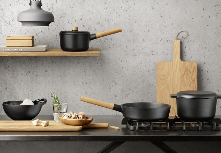 Eva Solo Nordic Kitchen Gryte og Kjele