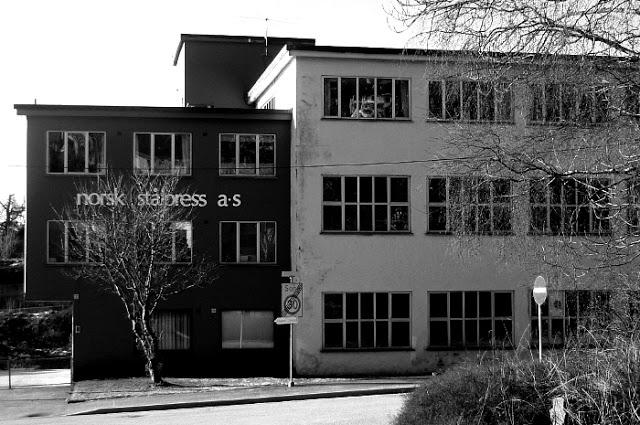 Norsk Stålpress Foto:Linda Maria Szücs