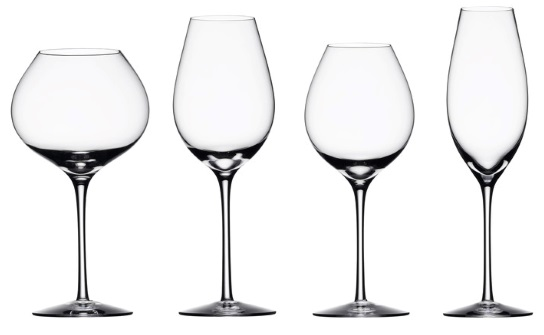Orrefors Difference Vinglass