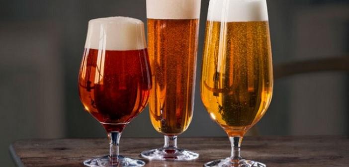 Orrefors Ølglass – Sett med Ølglass til Ølsmaking