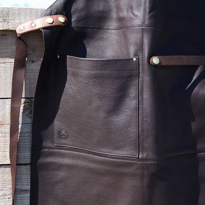 Ørskov Skinnforkle Detaljer