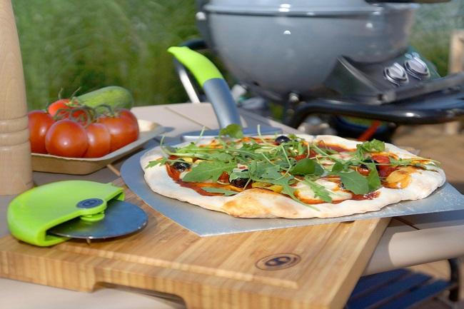 OutdoorChef Pizza-utstyr