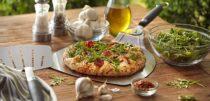 Pizzaspade – Få Tradisjonell Italiensk Pizzabunn