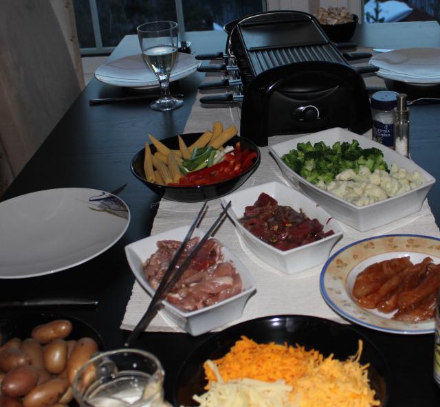 raclette-oppskrift