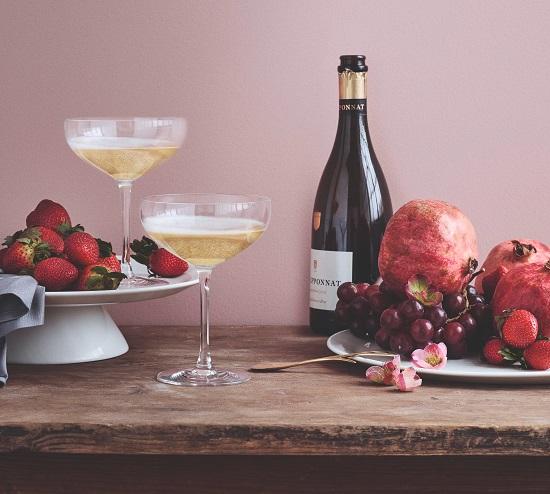 Rosendahl Coupe Champagneglass