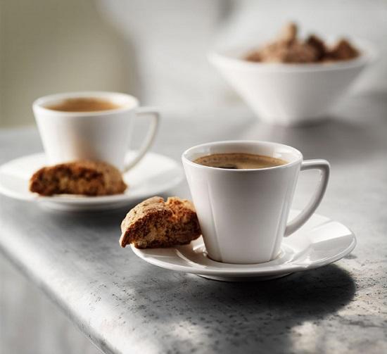 Rosendahl Kaffekopp med Fat