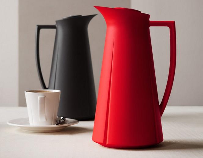 Rosendahl Kaffekanne Svart og Rød