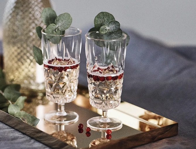 Sagaform Picnic Champagneglass