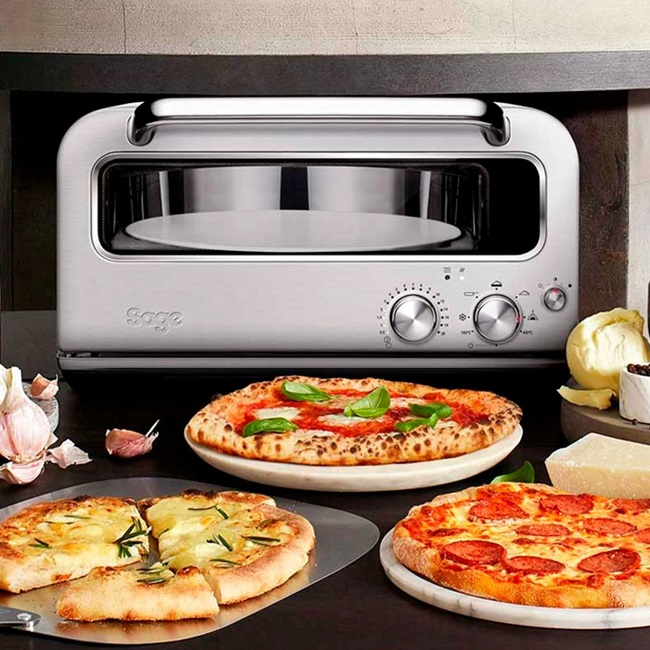 Sage Innendørs Pizzaovn