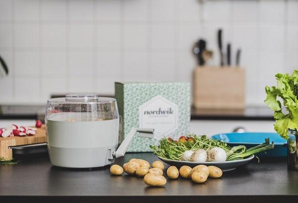 Salatslynge og Potetskreller