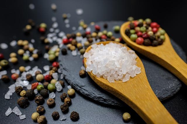 Salt og Pepper