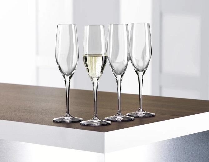 Spiegelau Authentis champagneglass