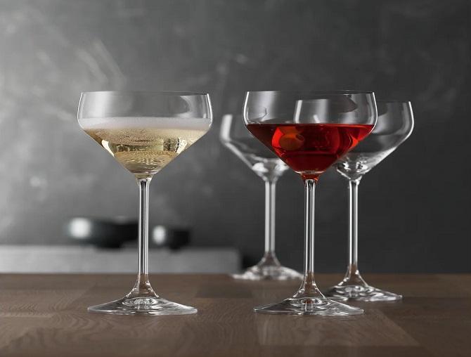 Spiegelau Style Champagneglass