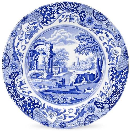 Spode Servise - Blue Italian