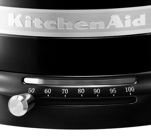 KitchenAid Vannkoker har Termostat og Temperaturmåler